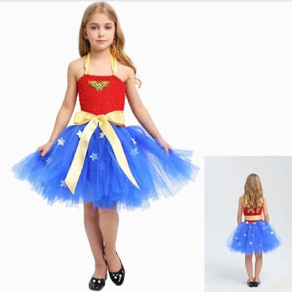 Tulle Costume Dress